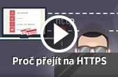 Proč přejít z HTTP na HTTPS - SSL certifikát